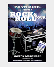 Postcards From a Rock & Roll Tour